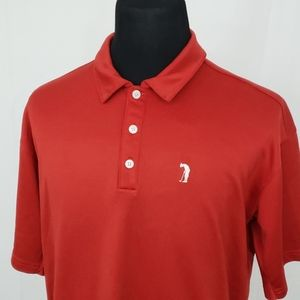 Nike Golf Sphere Dry S/S Polo Shirt Golfer Logo